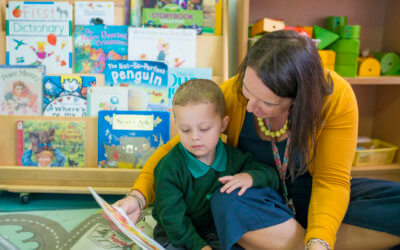 Nursery Spring Blog