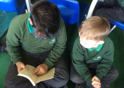 book buddy year 1 & 4