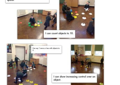 Reception active maths